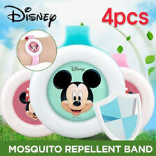 Mosquito clip Mickey Mouse Mine Citronella Bugs insect Kids Adult Repellent