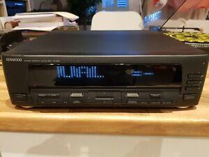 Rare Kenwood GE-850 Stereo Graphic Equalizer EQ Spectrum Analyzer HiFi Separate
