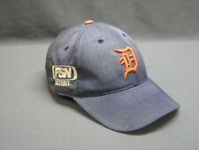Detroit Tigers MLB Fox Sports Network Detroit Faded Hat