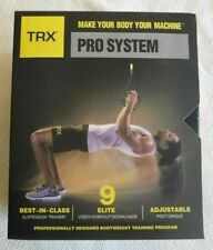 TRX Pro System '9 Elite' Official Suspension Trainer Pro 4 - New/Sealed