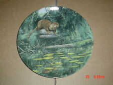 Otter Farm/Countryside Plates/Spoons Collectables