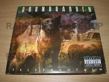 Telephantasm [Digipak] by Soundgarden (2CD, DVD, 2010) MADE IN CANADA