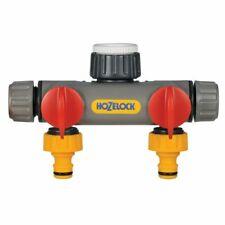 Hozelock 2252 0000 2-Way Tap Connector