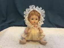"""Lil Puddin 5"""" Porcelain Doll 1998 by Marie Osmond 2476 of 2500"""