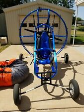 Power Paraglider (Green Eagle) 4 stroke With Dudek Universal 1.1 34 Air