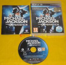 MICHAEL JACKSON THE EXPERIENCE Ps3 Versione Ufficiale Italiana »»» COMPLETO