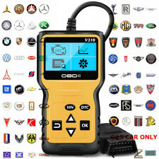 OBD2 Scanner Code Reader Universal Car Engine Fault Light Diagnostic Scan Tool