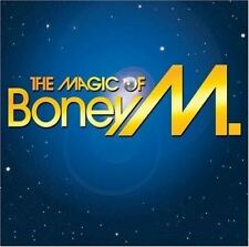 Boney M - Magic of - Greatest Hits * NEW CD * Very Best Of Collection 20 tracks
