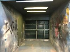 Binks Large Industrial Paint Booth 8 X 12l Freight