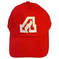 Atlanta Flames Low Profile Cap Unstructured Dad Hat