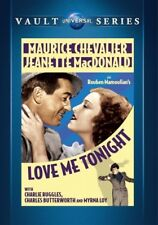 Love Me Tonight - DVD - 1932 - Maurice Chevalier - Jeanette MacDonald  Myrna Loy