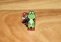 Super Mario World Yoshi Rare Promo Pin SNES Nintendo Game Boy Collectible