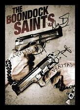 THE BOONDOCK SAINTS CAST AUTOGRAPHED SIGNED & FRAMED PP POSTER PHOTO