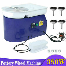 Brushless Electric Pottery Wheel Machine for Potter Student & Amateur 350W 24CM
