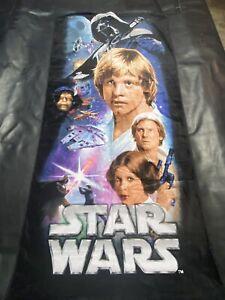 Star Wars Luke Skywalker Velour Towel 28x58 Beach BathTowel