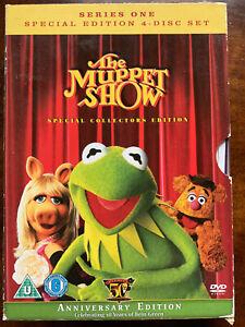 The Muppet Show Season 1 DVD Box Set Classic Kids Jim Henson TV Series