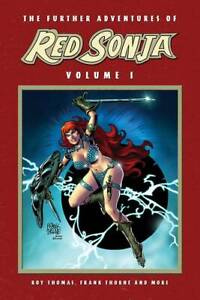 Red Sonja TPB The Further Adventures of Volume 1 Softcover Graphic Novel