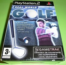 Gametrak: Real World Golf (Playstation 2 - Spiel)