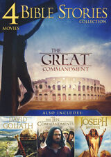 BIBLE STORIES COLLECTION (VALUE MOVIE COLLECTION) (DVD)