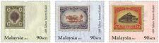 Malaysia 2012 Postal History of Kedah (3v) ~ Mint