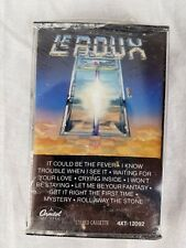 Le Roux - Up Cassette 1980 Capitol Records 4XT-12092 NEW in Shrink