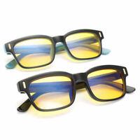 Unisex Rimmed Reading Eye Glasses Eyeglasses Spectacal