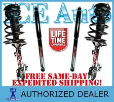 FCS Complete Loaded FRONT Struts & REAR Shocks for 14-15 CHEVROLET CRUZE ECO