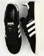 Adidas Campus Trainers - Black & White - BNIBWT