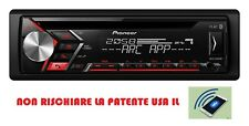 Pioneer Autoradio  Android bluetooth Mp3 CD USB  50WX4 DEH-S300BT NEW MODEL 2017