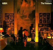 """ABBA - The Visitors 1981 (Vinile = NM) LP 12"""" Con Testi Interni"""