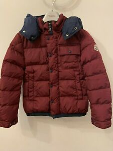 Moncler kids boys down coat/jacket size 8 years