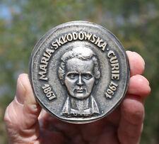 Curie Sklodowska, Nobel Prize, chemistry, medicine, radiology