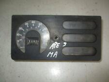 Contachilometri Strumentazione Tachimetro Ape MAX Diesel 9 quintali 1988 92 1993