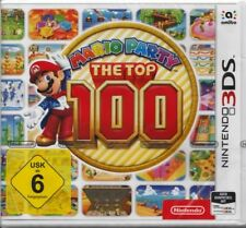 Mario Party The Top 100 - für Nintendo 3DS Neu & OVP - USK 6 - Deutsche Version