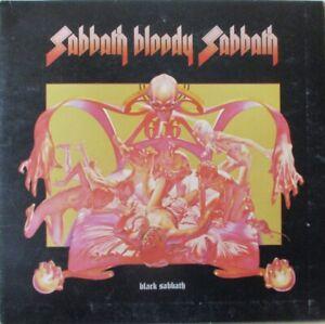 BLACK SABBATH - Sabbath Bloody Sabbath ~ GATEFOLD VINYL LP