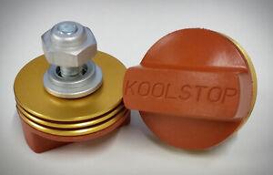 Kool Stop International Pads Gold/Salmon NIP