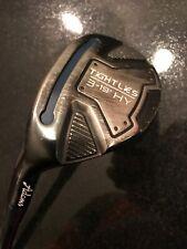 Left-Handed Adams Tight Lies 3-Hybrid 19º Hy Medium Flex Graphite Shaft