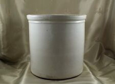 ANTIQUE Pickle Crock STONEWARE  Red Wing(?) See Listing.