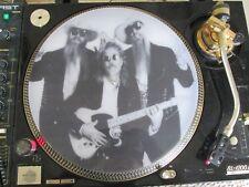 "ZZ Top - Sharp Dressed Man (Eliminator)  Ultra Rare 12"" Picture Disc Single LP"