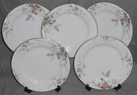 Set (5) Noritake China FIRENZE PATTERN Salad Plates MADE IN JAPAN