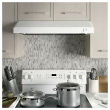 """NEW General Electric GE 30"""" Cabinet Range Hood Exhaust Vent WHITE - JVX5305DJWW"""