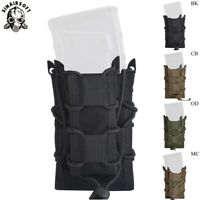 Tactical Double Modular 5.56 Molle Magazine Mag Pouch Rifle Pistol Holder pouch