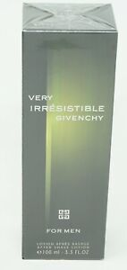 Givenchy Very Irresistible for men After Shave Lotion 100 ml