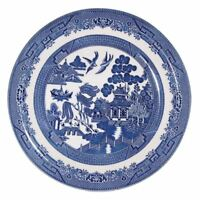 Churchill China Blue Willow Dinner Plate 26cm (SKU:WBMBP26M3)
