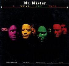 Mr Mister - I Wear The Face [New CD] Japan - Import