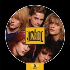 GENE LOVES JEZEBEL - 5 Álbum Boxset Nuevo