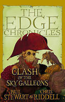 The Edge Chronicles 9: The Clash of the Sky galleons-ExLibrary