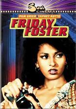 Friday Foster  - Blaxplotation 70'S BLACK CLASSICS NEW DVD
