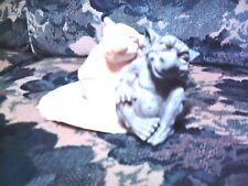 Latex Small Gargoyle Mold for Plaster or Concrete