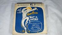 Tommy Steele - Half a Sixpence - 4 track 7 1/2 IPS reel to reel FTO 5035